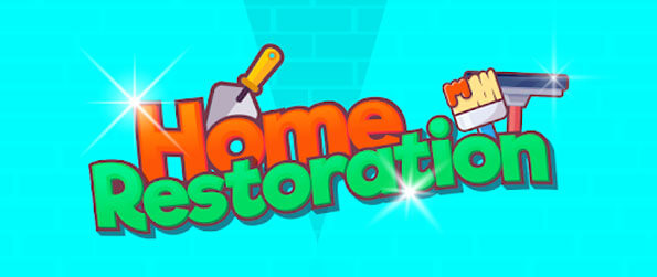 Home Restoration - Enjoy this fun and thoroughly addicting game that you can play in the comfort of your phone.