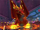 Wizard101 epic dragon fight