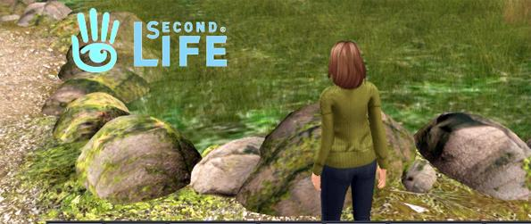 Second Life - Start your very own Second Life and meet friends, play games and earn some bucks!