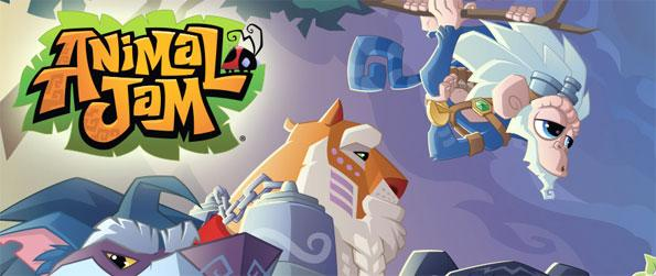 Animal Jam - Explore an entire virtual world and community in this National Geographic game.