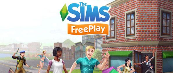 The Sims Free Play - Take the world of Sims into your mobile and get The Sims Free Play today!