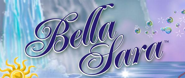 Bella Sara - Explore a virtual world and play many games.