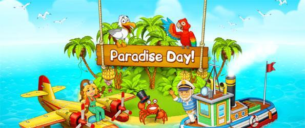 Farm Paradise: Hay Island Bay - Turn the seemingly empty island that you're on into one of the most flourishing places in existence.