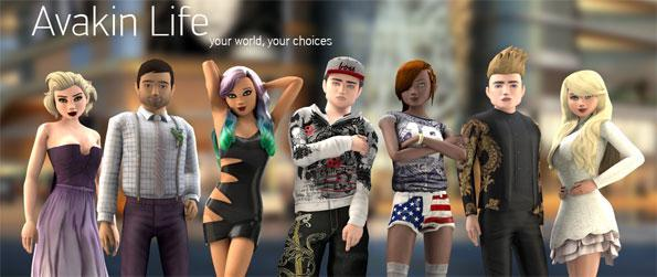 Avakin Life - Enjoy this highly addictive and immersive virtual world game that you can enjoy on the go.