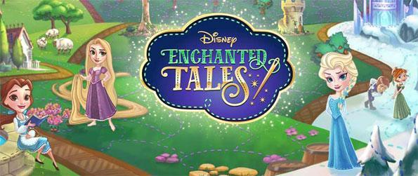 Disney Enchanted Tales - Create many amazing kingdoms in this awesome game that'll have you hooked.