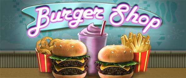 Burger Shop - Run your own burger joint and serve your customers the most delicious meals in Burger Shop.