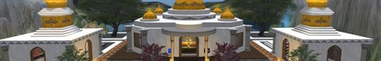 Tărâmul lumilor virtuale! - Virtual Spiritual Centers in Second Life