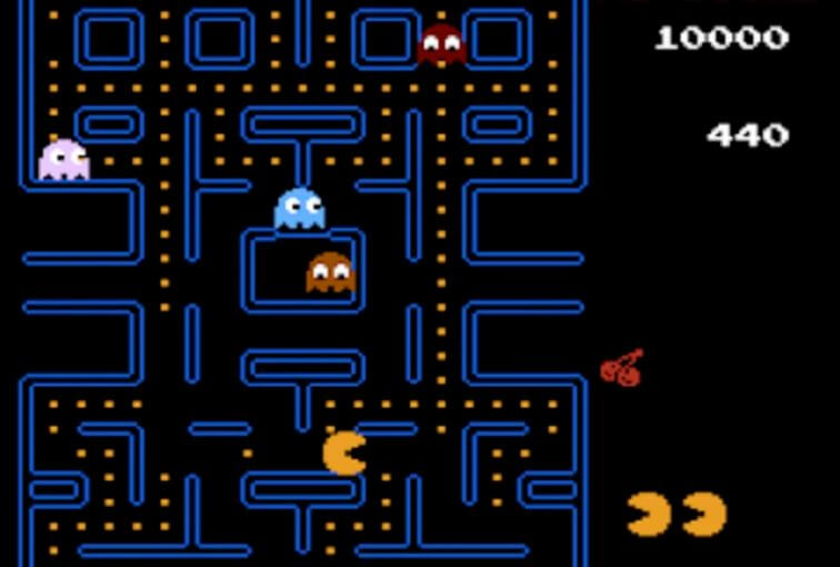 Pac-Man on Mobile
