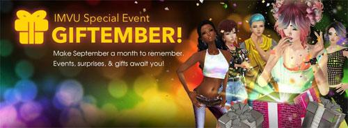Giftmember is Coming to IMVU