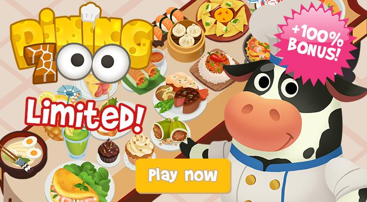 Dining Zoo: All-You-Can-Eat Promotion!