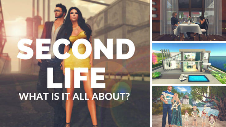 Start Living a Second Life Today!