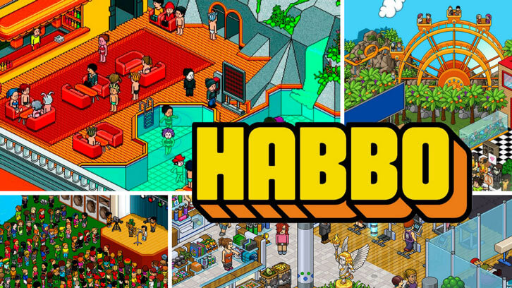 Check into Habbo Hotel Today!