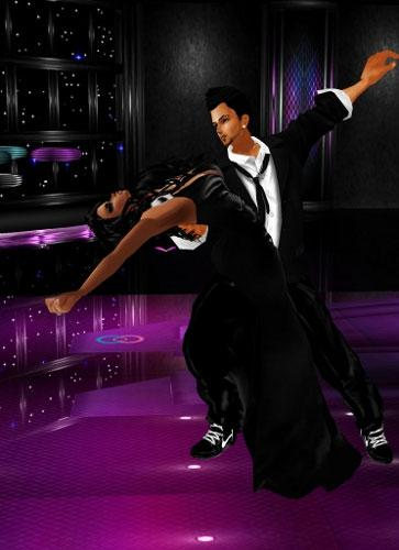 Dance the Night Away in IMVU