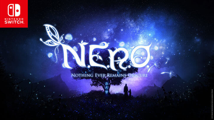 """Mesmerizing Adventure """"N.E.R.O."""" Coming to Nintendo Switch on October 26"""