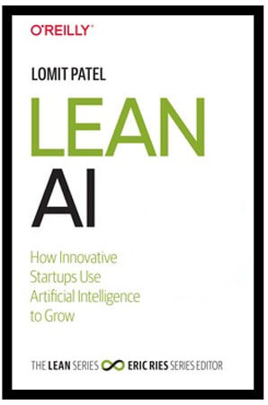 VP of Growth at IMVU, Lomit Patel, Published His First Book - The Lean AI
