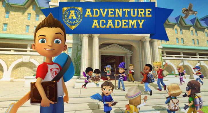 Kids Talk About Adventure Academy, A Virtual World of Education and Fun