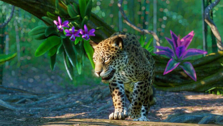 Take a walk on the wild side with Planet Zoo: South America Pack PDLC