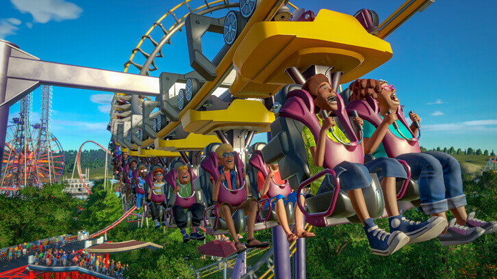 Planet Coaster brings the thrills to the next generation of players this holiday season