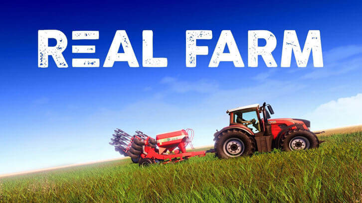 Real Farm - Gold Edition is coming to PlayStation 4, Xbox One and Steam