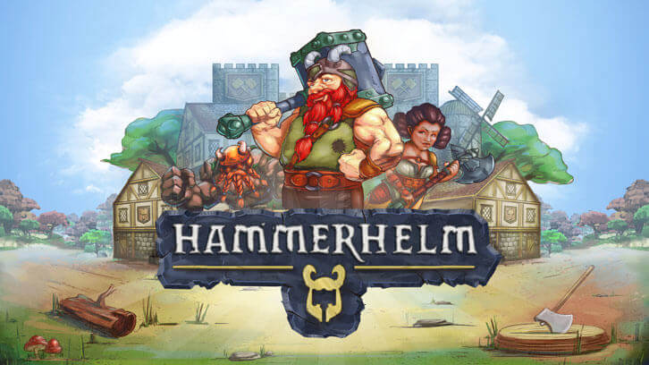 The devoted developer of city building RPG HammerHelm shares his development story