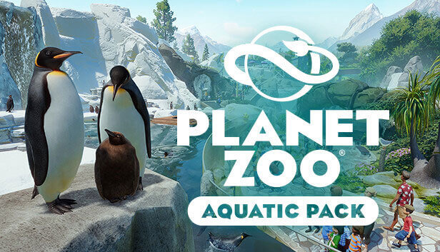 Planet Zoo makes a splash with the Aquatic Pack