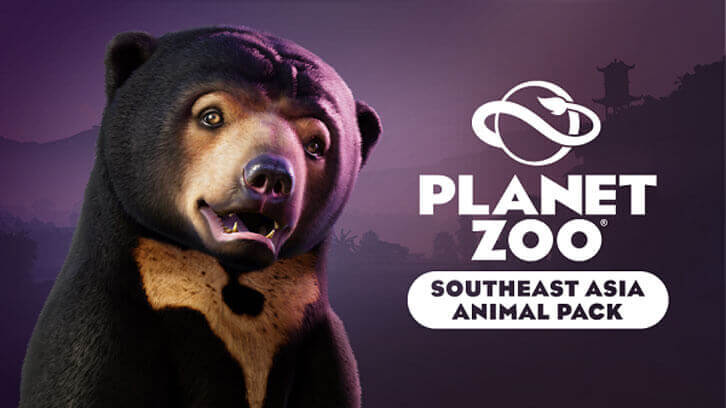 Planet Zoo: Southeast Asia Animal Pack +Update 1.5
