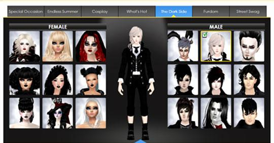 IMVU: Your Fashion State of Mind