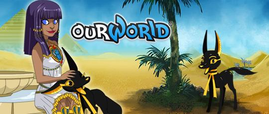 Discover the Secrets of ourWorld