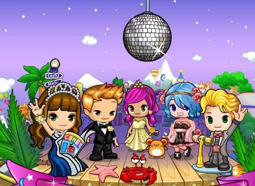 Enjoy Fun Parties in Fantage