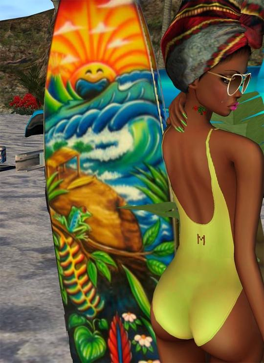 Summer Fun in IMVU