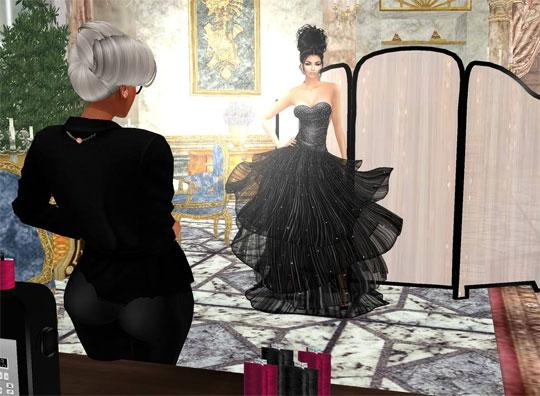 Bespoke Fashion in IMVU