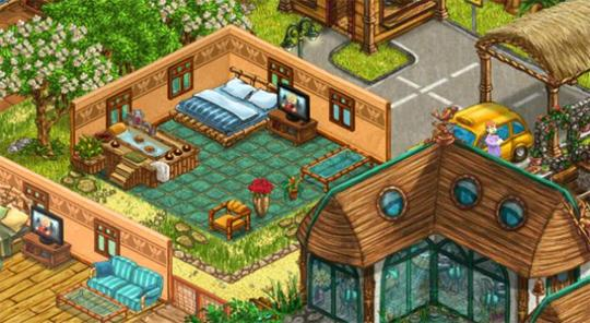 Decorate your Chalets in Style with My Sunny Resort