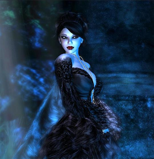 Explore your Inner Vampire in Second Life