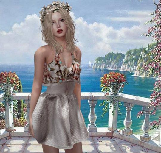 Summer Holiday in Second Life