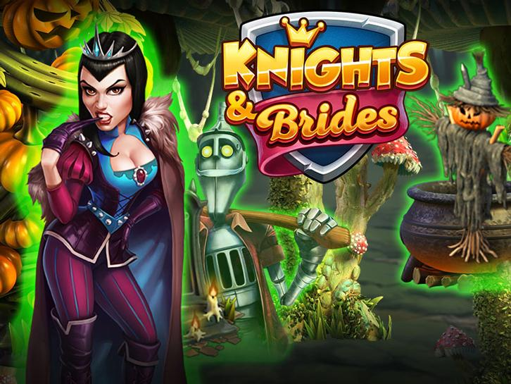 Knights and Brides: Save the Princess in the Charms Tower