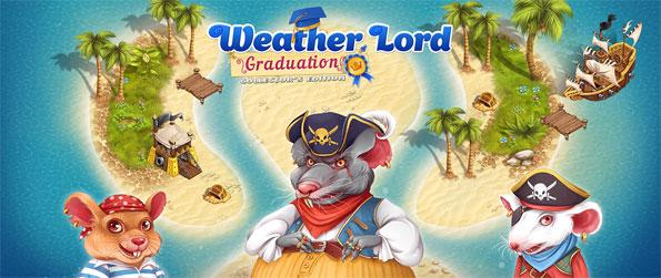 Weather Lord: Graduation - Enjoy this exciting time management game that'll have you engaged until the end.