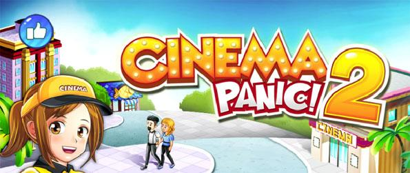 Cinema Panic: Cooking Restaurant - Play this exciting time management game in which you'll have to serve tons upon tons of customers.