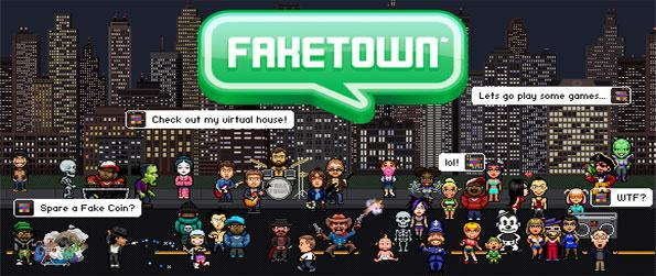 Faketown - Play this exciting browser based virtual world game that's sure to have you hooked for countless hours.