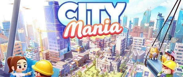 City Mania - Play the role of a mayor as you build your own city in City Mania.
