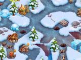 Alicia Quartermain: Secrets of The Lost Treasures snowy level