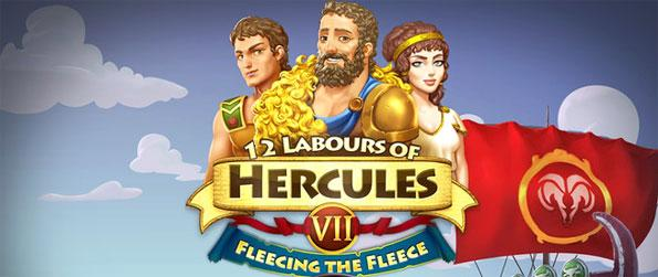 12 Labours of Hercules VII: Fleecing the Fleece - Enjoy this epic time management game that'll take you on an awesome journey.