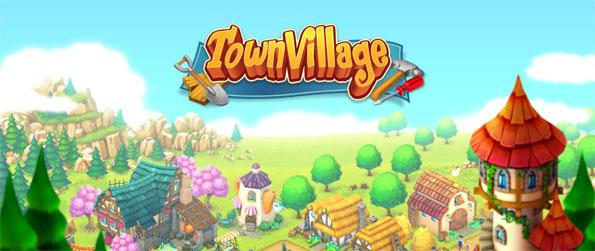 Town Village - Enjoy this delightful city building game that'll put you in full control over your very own town.