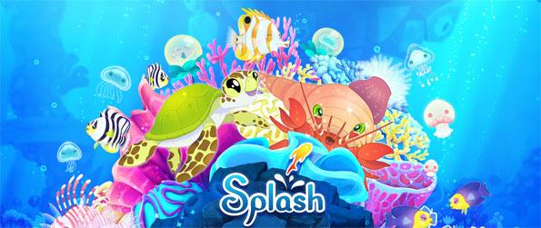 Splash: Ocean Sanctuary - Manage beautiful species of fishes in your own sanctuary in Splash: Ocean Sanctuary.