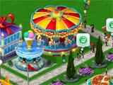 RollerCoaster Tycoon 4 Mobile gameplay