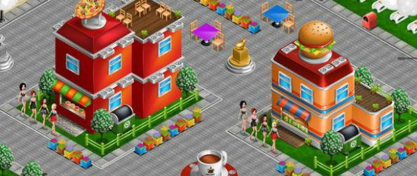 Cooking Yard Restaurant - Cooking Yard Restaurant adds a new twist to the old formula used in many restaurant-based game apps.