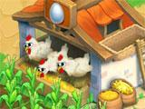 Tidal Town: Farm animals