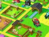 A well-established farm in Blocky Farm