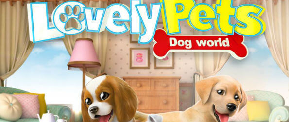 Lovely Pets: Dog Town - Pets may be cute, but they can also be huge bundles of energy. Do you have what it takes to take care of them and help them grow? If you want to know the answer, play Lovely Pets: Dog Town.