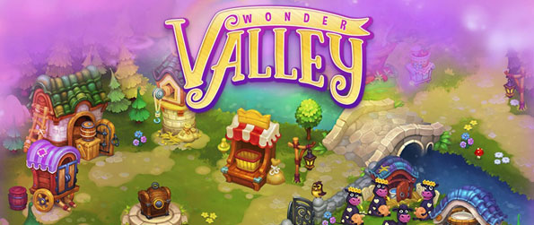 Wonder Valley - Help out fairy tale characters in Wonder Valley.
