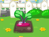 Party Town: Harvesting crops
